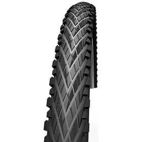 """Impac CrossPac - Pneu vélo - 28"""" rigide noir"""